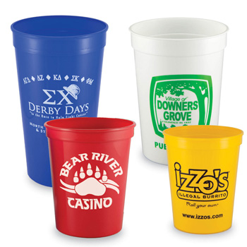 Home & Away 16oz Stadium Cup